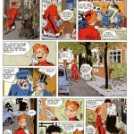 Journal de Spirou 3914 p. 33 (ill. Le Gall)