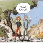 Journal de Spirou 3914 p. 36 (ill. Frank)