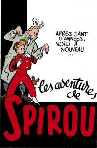 Chaland's Adventures of Spirou (ill. Chaland)