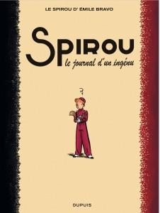 Le journal d'un ingénu cover (ill. Dupuis, Bravo)