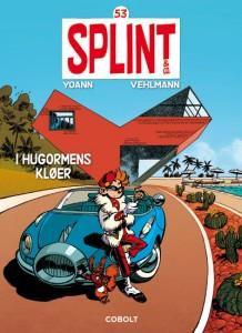 Spirou 53 cover DK (ill. Cobolt, Yoann & Vehlmann)