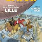 Journal de Spirou 3911 cover (ill. Dupuis, Boucq)