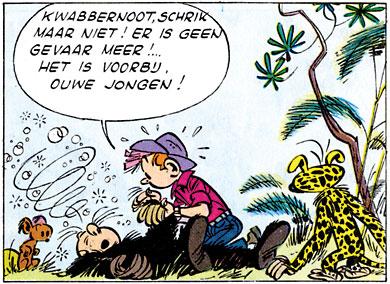 From Spirou 11 (ill. Franquin)