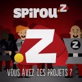 "Spirou.Z ""Vous avez des projets?"" (""You have any projects?"")"