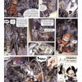 Spirou, Blacksad and Sorcelleries (ill. Guarnido, Canales, Dupuis; SR scanlation)