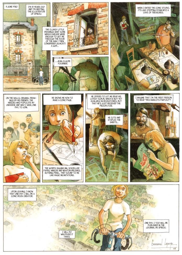 La galerie des illustres p. 229 (ill. Lepage, Dupuis; SR scanlation)