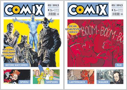Comix 05/2013