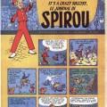 'Journal de Spirou' promo 1953 (ill. Franquin, Dupuis; SR scanlation)