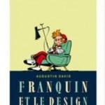 Franquin et le design (ill. Dupuis, Franquin; via SAPT)