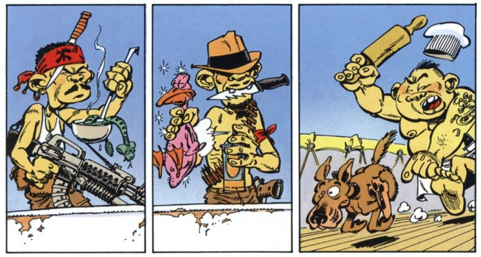 From Spirou #43 p. 39 (ill. Tome & Janry; (c) Dupuis)
