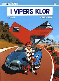 Spirou 53 cover SE (ill. Yoann & Vehlmann; (c) Egmont)