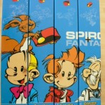 Spirou-Schuber (ill. Carlsen, Tome & Janry, photo from Comic Contor)
