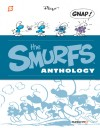The Smurfs Anthology vol. 1 Cover ((c) Papercutz)