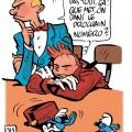 Spirou, Fantasio & Smurfs (ill. Olivier Schwartz)