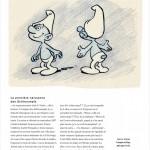 From 'Les Schtroumpfs: L'Intégrale 1' (ill. Peyo; (c) Dupuis)
