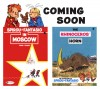 Cinebook Coming soon (ill. Cinebook, Tome & Janry, Franquin; (c) Cinebook)