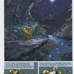 'Marsupilami #27: Coeur d'étoile' p.1, from 'Journal de Spirou' #3934 (ill. Batem, Colman; (c) Dupuis)
