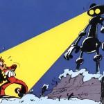 Radar le robot (ill. Franquin; (c) Dupuis)