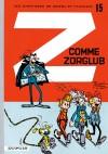 Spirou 15 cover FR (ill. Franquin; (c) Dupuis)