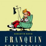 'Franquin et le design' (ill. Franquin; (c) Dupuis and the artist; image via Amazon.fr)