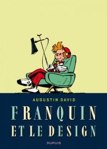 'Franquin et le design' (ill. Franquin; (c) Dupuis and the artist; image via Amazon.fr)