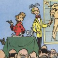 From 'The Marsupilami Thieves' teaser, from JdS #728 (ill. Franquin; (c) Dupuis and the artist; SR scanlation)