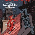 Journal de Spirou #3949 cover (ill. Schwartz; (c) Dupuis and the artist)