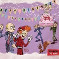 'Anniversaire Spirou' (ill. Hagenmerac; (c) Dupuis and the artist; image via DeviantArt)