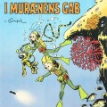 'I murænens gab' – Spirou #9 'Le repaire de la murène' Danish cover (ill. Peter Madsen after Franquin; (c) Interpresse and the artist; scan from Faraos Cigarer)