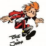 spirou by tome et janry