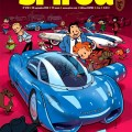 Journal de Spirou #3781 (ill. Pau Rodríguez Jiménez-Bravo; (c) Dupuis and the artist; image from spirou.perso.free.fr)