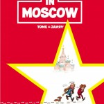 'Spirou & Fantasio in Moscow' (ill. Tome & Janry; (c) Cinebook and the artists)