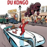 'Le fétichke du Kongo' bruxellois edition of 'La femme léopard' (ill. Schwartz & Yann; (c) Dupuis and the artists; image from bdgest.com forums)