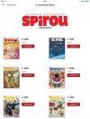 'Journal de Spirou' on the iTunes Market