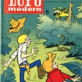 'Lupo Modern' Sammelband 5 cover (ill. Vlado Magdic? after Franquin; (c) Pabel/Kauka/Gevacur, Dupuis and the artist; image from kaukapedia.com)