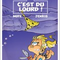 'C'est du lourd' (ill. Yan le Pon; (c) the artist; image from tumblr.com)