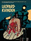 'Leopardkvinden' ('La femme-léopard'; ill. Schwartz & Yann; (c) Dupuis, Cobolt and the artists)