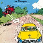 'La Quick Super' (ill. Franquin; (c) Dupuis and the artist)