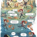 Spirou one-pager contest (ill. Yohan Sacré; (c) Dupuis and the artist; from JDS #3979)