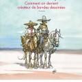 'Franquin/Jijé: Comment on devient créateur de bandes dessinées' cover (ill. Gir (Jean Giraud); (c) Dupuis and the artist)