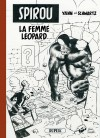 'La Femme léopard' tirage luxe cover (ill. Schwartz; (c) Dupuis and the artist)