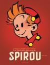 'La Véritable histoire de Spirou' vol. 2, 1947-1957 (ill. Franquin; (c) Dupuis and the artist)