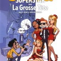 Journal de Spirou #3998 cover (ill. Téhem, Makyo & Toldac; (c) Dupuis and the artists)