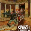 Spirou 54 cover TL 'Le Groom de Sniper Alley' (ill. Yoann & Vehlmann; (c) Dupuis and the artists; image from dupuis.com)