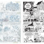 Spirou 54 TL sample (ill. Yoann & Vehlmann; (c) Dupuis and the artists; image from dupuis.com)