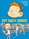 "'La Grosse tête' cover (DK) ""Det glatte ansigt""  (ill. Téhem, Makyo, Toldac; (c) Cobolt, Dupuis and the artists)"