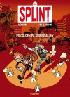 "Spirou 54 'Le Groom de Sniper Alley' cover (DK) ""Splint & Co. 54: Piccoloen på Sniper Alley"" (ill. Yoann & Vehlmann; (c) Cobolt, Dupuis and the artists; from cobolt.com)"