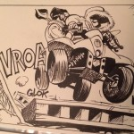 Panel from Spirou #55 (ill. Yoann & Vehlmann; (c) Dupuis and the artists; image from inedispirou.com)
