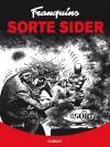 """'Idées noires' cover (DK) """"Franquins Sorte Sider"""" (ill. Franquin; (c) Cobolt and the artist; image from cobolt.dk)"""
