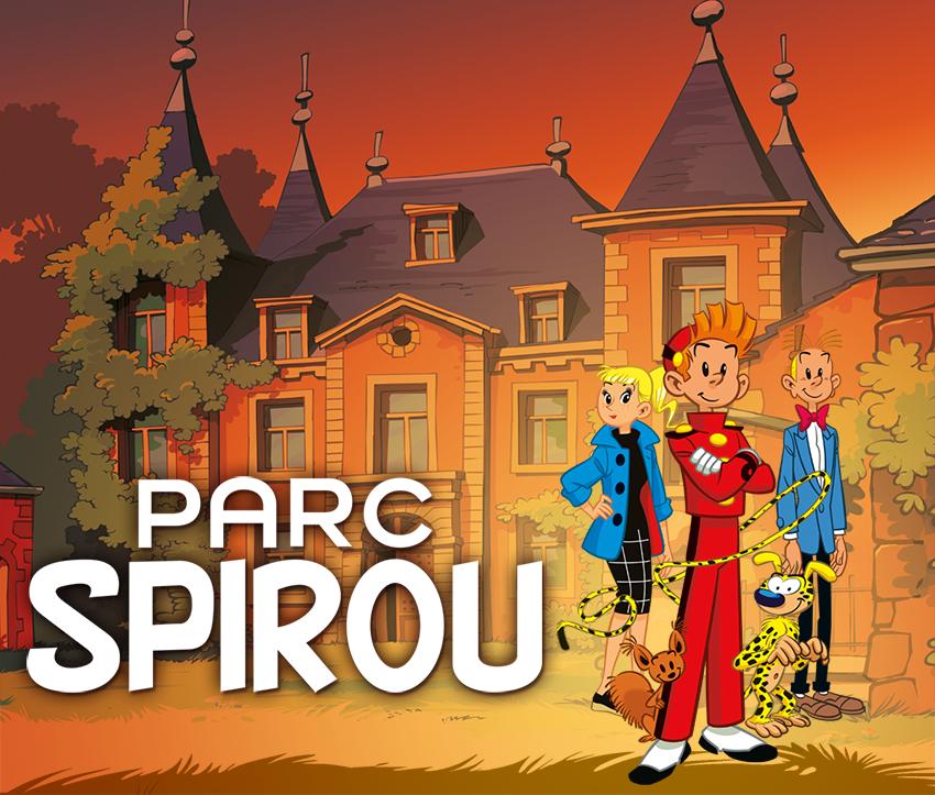 Parc Spirou header image (image from dupuis.com)